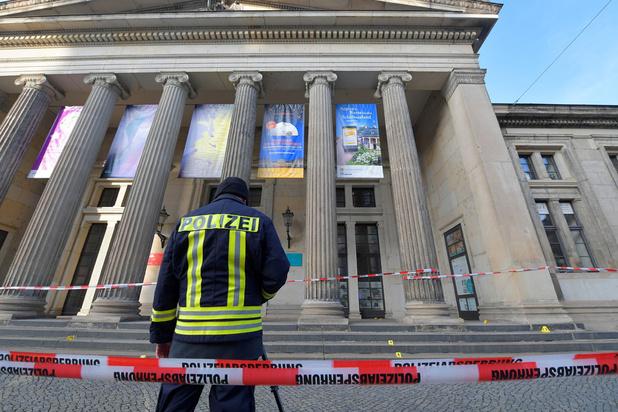 Kunstroof Dresden: 'Waarde van gestolen goederen niet te becijferen'