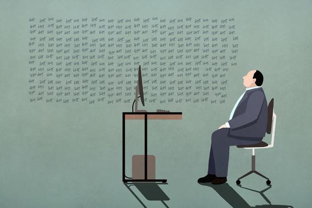 'Er zijn veel factoren die tot burn-out kunnen leiden, lange werkuren horen daar ook bij'