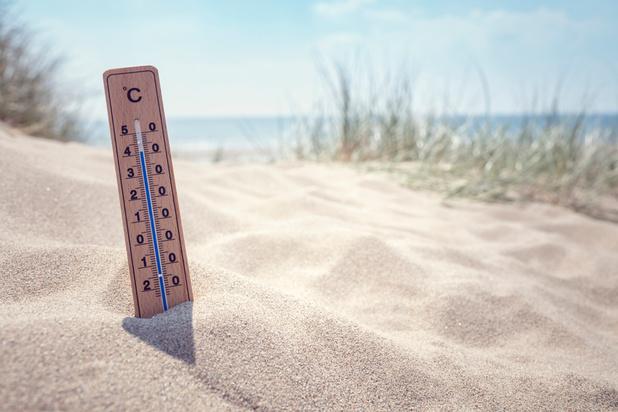 Soleil et mercure en hausse en ce début de week-end