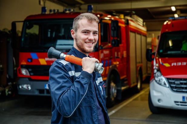 """Belgisch recordhouder straalpijpwerpen: """"Mijn vriendin was niet onder de indruk"""""""