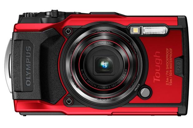 Compactcamera voor avonturiers