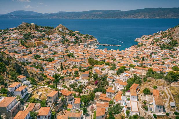 Grèce: séisme de 5,1 au large de l'île d'Hydra, pas de victime