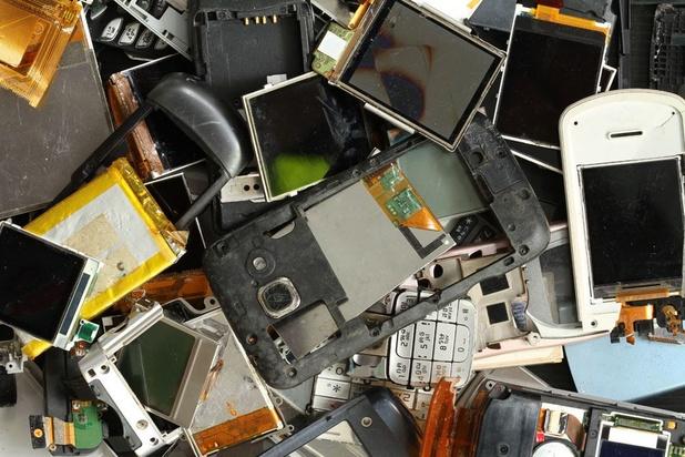Recupel lanceert gsm-inzamelactie voor bedrijven