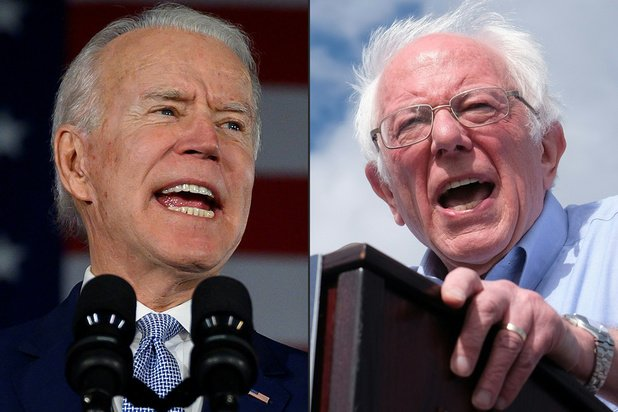 La question du Super Tuesday: Biden ou Sanders?