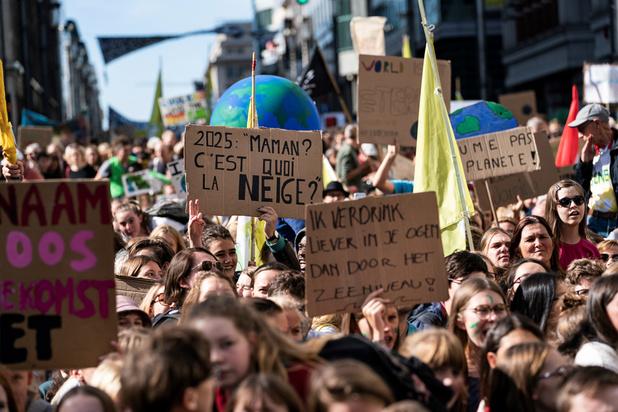 """Climat : """"Extinction du mouvement des jeunes ?"""""""