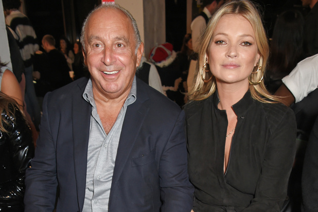 Chute de Sir Philip Green, sulfureux roi de la mode britannique