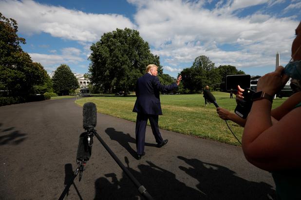 Trump quittera Washington quelques heures avant l'investiture de son successeur