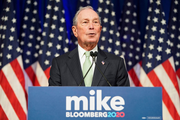 Wie is presidentskandidaat Michael Bloomberg?