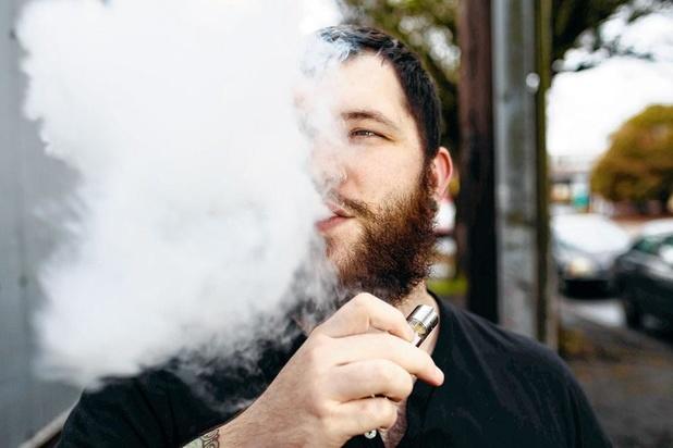 E-sigaret bevat (schadelijke) metaaldeeltjes