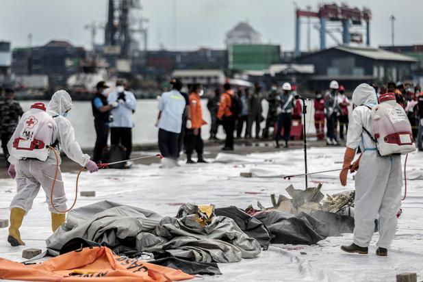 Boeing disparu en indonésie: pas de signal de détresse