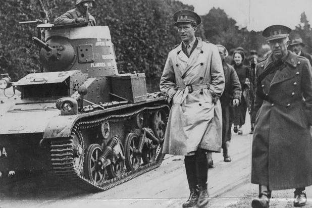 La reine Wilhelmina des Pays-Bas voulait faire libérer Léopold III et la famille royale belge en échange de prisonniers nazis