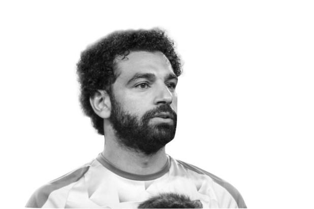 Mohamed Salah - Voetballer