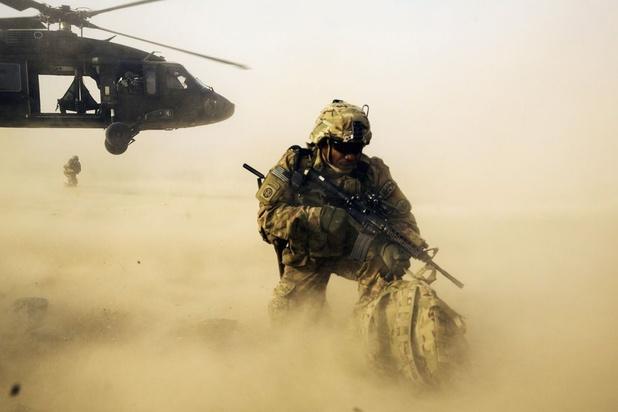 """Afghanistan: """"L'heure est venue de mettre fin à la plus longue guerre de l'Amérique"""", dit Biden"""