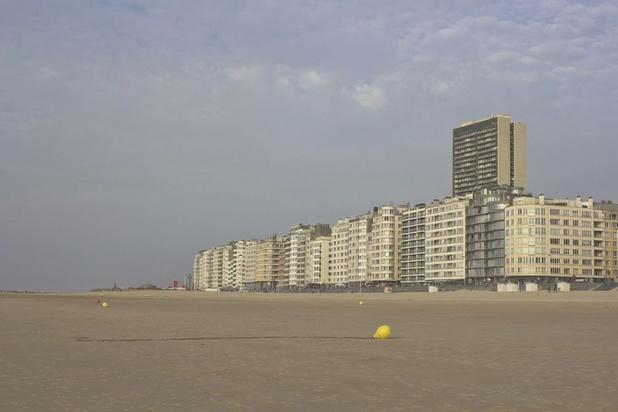 Appartement aan de kust voor het eerst in jaren goedkoper