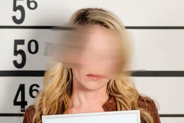 Eén misdrijf op de vijf wordt gepleegd door een vrouw