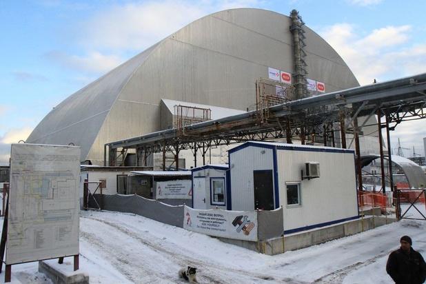 Verhoogde radioactiviteit gemeten door bosbrand in verboden zone van Tsjernobyl
