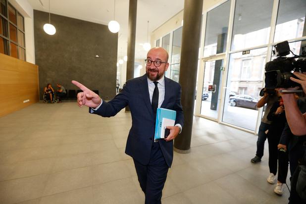 Michel wilde niet dat legitimiteit van Europese Commissie in gevaar kwam