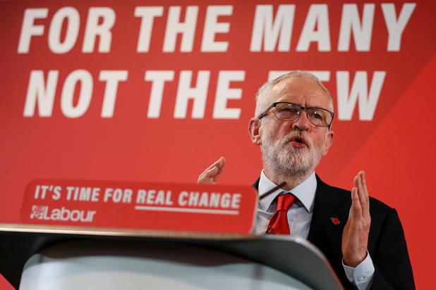 Les ultra-riches britanniques tentés de faire leurs valises en cas de victoire de Corbyn