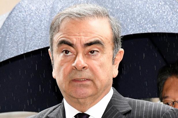 Carlos Ghosn om Japans rechtssysteem gevlucht naar Libanon