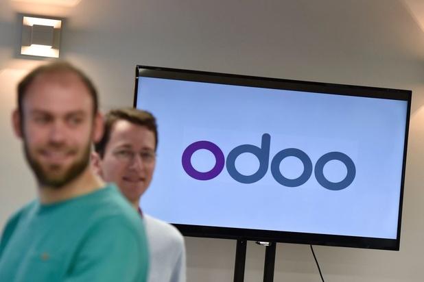 "Ambassadrice pour les moyennes entreprises wallonnes: Odoo, ""The sky is the limit"""