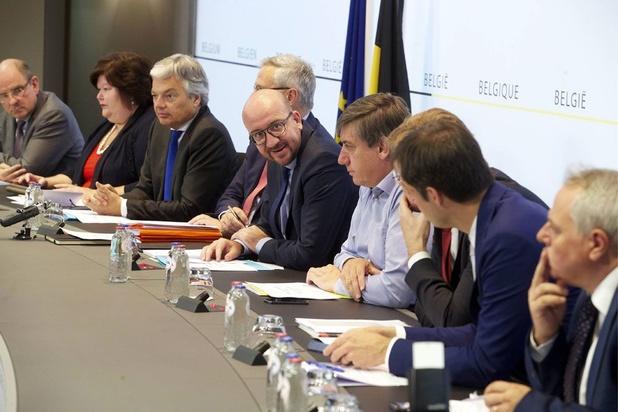 'Het is tijd voor een echte herstelregering: vijf werven waar de onderhandelaars zich over moeten buigen'