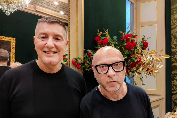 """Dolce et Gabbana: Avec la crise, """"nous sommes revenus comme à nos débuts dans les années 1985-1986"""""""