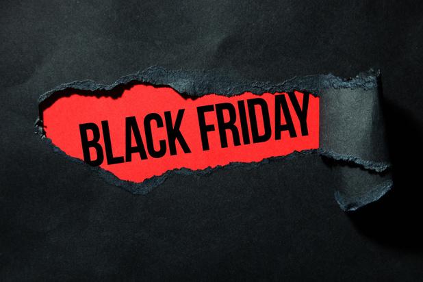 """Une vague consumériste attendue sur la Belgique en ce jour de """"Black Friday"""""""