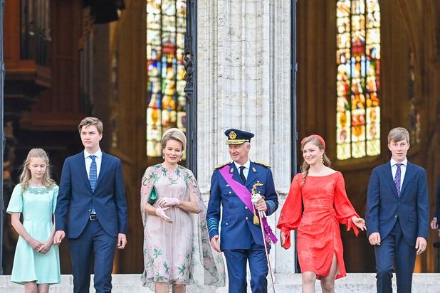 Un cas de Covid au sein de la famille royale