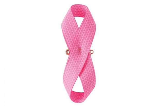 Coralie Barbier (Mosaert) signe le nouveau Pink Ribbon
