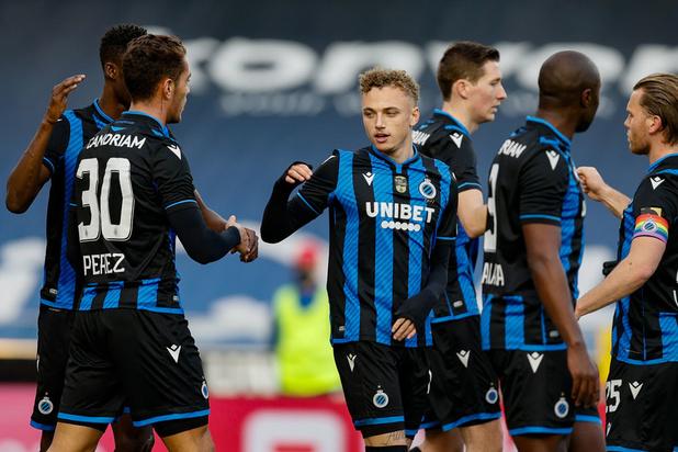 Club Brugge trekt op 26 maart goedkoper dan verwacht naar de beurs