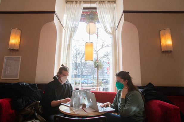 Les célèbres cafés viennois, refuges des étudiants confinés