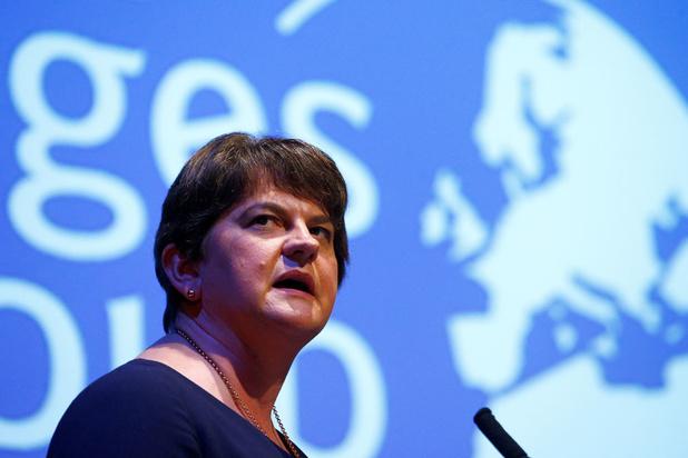 Noord-Ierse unionisten kondigen gerechtelijke stappen aan tegen protocol in brexitakkoord