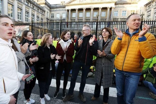 David Van Reybrouck over klimaatwet: 'Hopelijk zijn er dissidenten die geweten boven partij stellen'