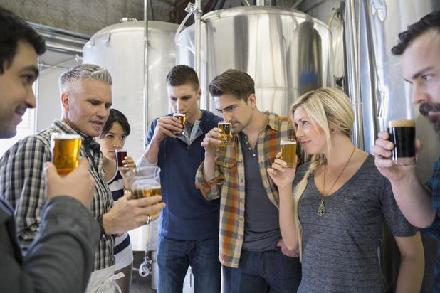 Quatorze bières belges médaillées lors d'un concours international