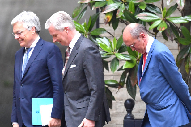 'Een suggestie voor de koning: denk voor deze regeringsvorming out of the box'