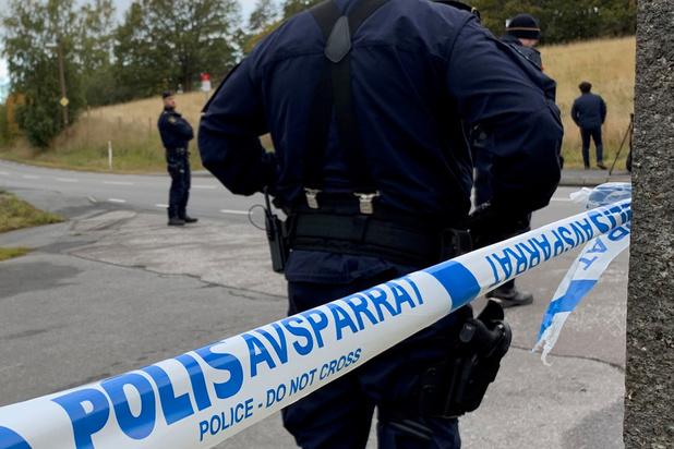 Suède: huit personnes blessées à l'arme blanche dans une attaque