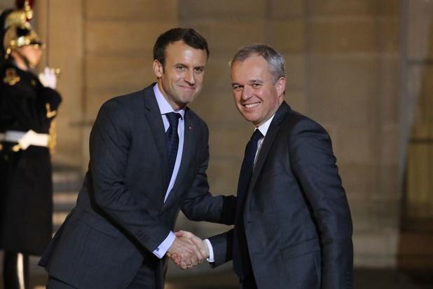 France: au coeur de révélations sur ses dépenses, de Rugy a présenté sa démission