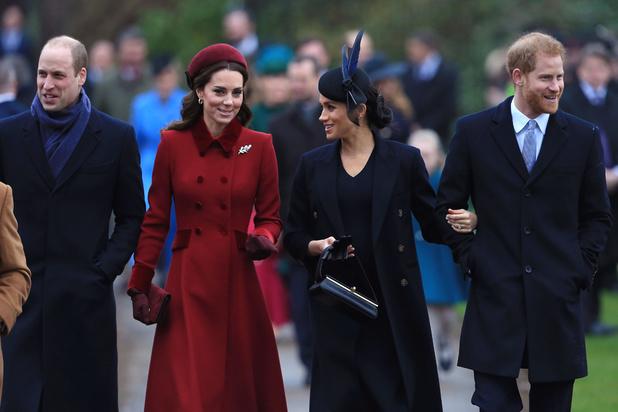 Harry et Meghan rompent avec William et Kate