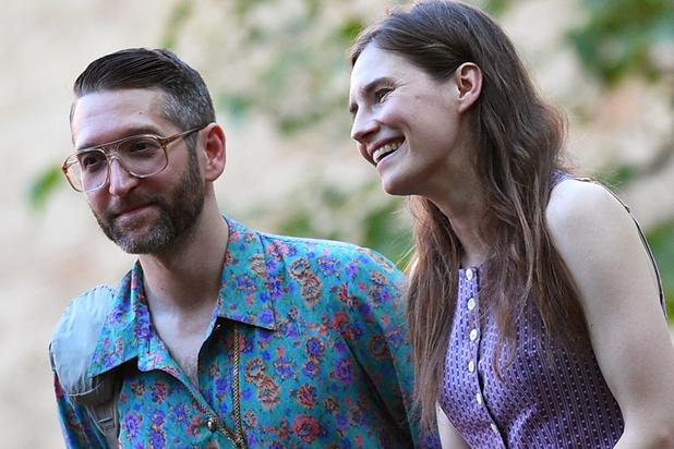 Culottée, Amanda Knox projette un mariage grandiose, financé par les internautes