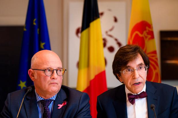 """Jean-Luc Crucke: il y a de """"bons"""" déficits, tout comme il y a du """"bon cholestérol"""""""