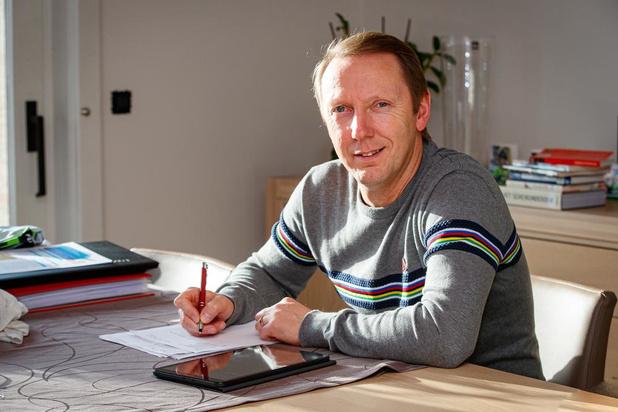 """Boudewijn is dopingarts in 'De Laatste Koers': """"Ditmaal speel ik de boeman"""""""