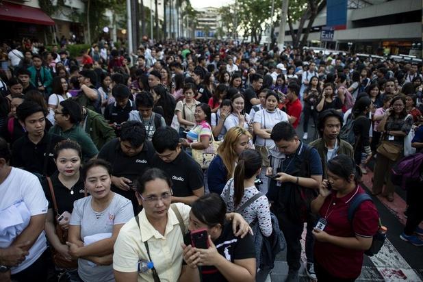 Minstens zes doden bij aardbeving op Filipijnen