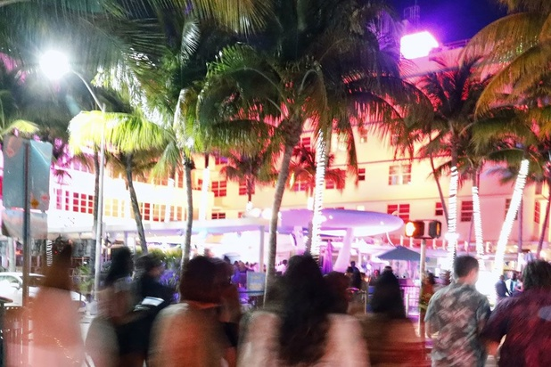 """Spring break"" à Miami: la fête est finie"
