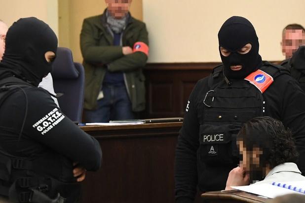 La détention de Salah Abdeslam coûte 433.000 euros par an à l'Etat français