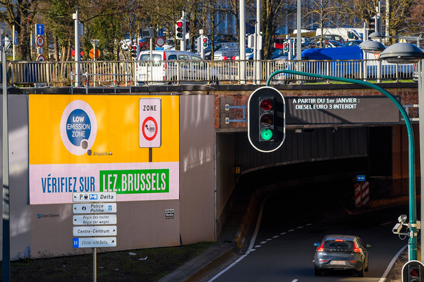 Fin des voitures fossiles à Bruxelles : quand le reste du pays suivra-t-il ?