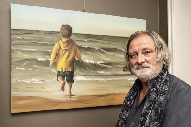 Lucas Van Robays exposeert voor het eerst in eigen Roeselare