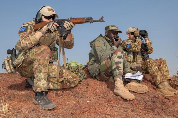 Deux militaires belges blessés par un engin explosif improvisé au Mali, une première
