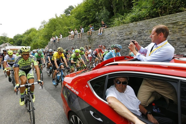 Tourbaas Prudhomme sluit Ronde van Frankrijk zonder publiek uit