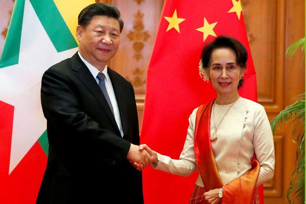 Xi Jinping en Birmanie pour dessiner sa route de la soie