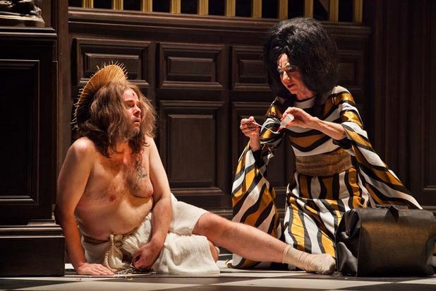 Benny Claessens doet 'Der Silbersee' (Opera Ballet Vlaanderen) schitteren